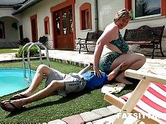El marido ruso convierte sexo con abuelas mexicanas a su mujer en una fisting squash